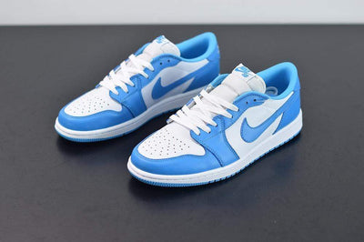 "Air Jordan 1 Low SB ""UNC"" - Fazye"