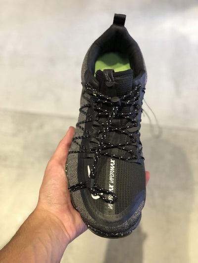 Air VaporMax Run Utility - Preto - Fazye
