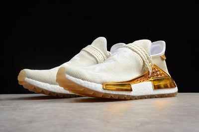 Pharrell NMD HU China Pack Happy (Gold) (Friends and Family) - Fazye