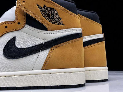 Air Jordan 1 High 'Rookie of Year' - Fazye