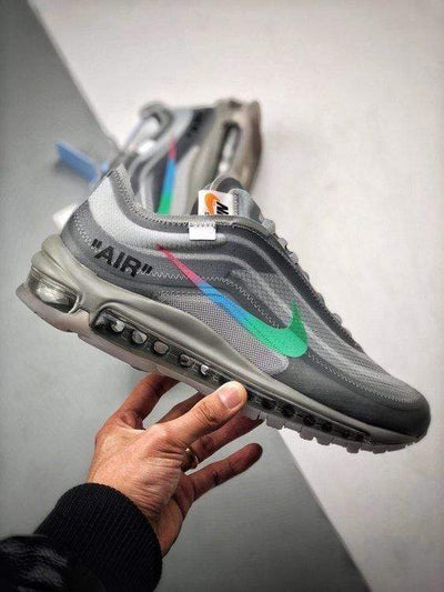 Nike Air Max 97 X Off-White Menta - Fazye