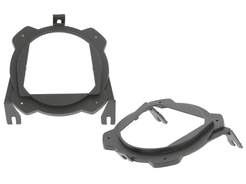 Loudspeaker rings OPEL (Corsa B, Corsa C, Tigra), 130mm, rear side panels