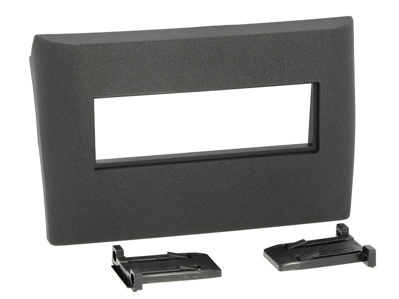 Radio bezel FIAT Stilo 2001-08 1DIN black