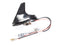 Shark antenna DAB / FM active with DIN (M) / SMB (F) plug