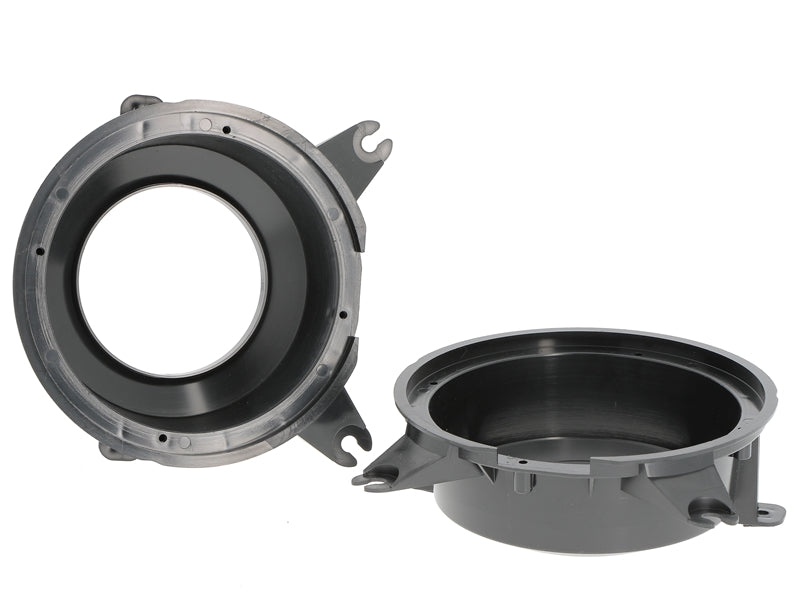 Loudspeaker rings VOLVO S70, V70 from 1996-2000, 165mm, rear