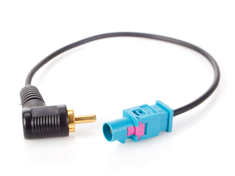 Connector Video IN Fakra - RCA 25cm