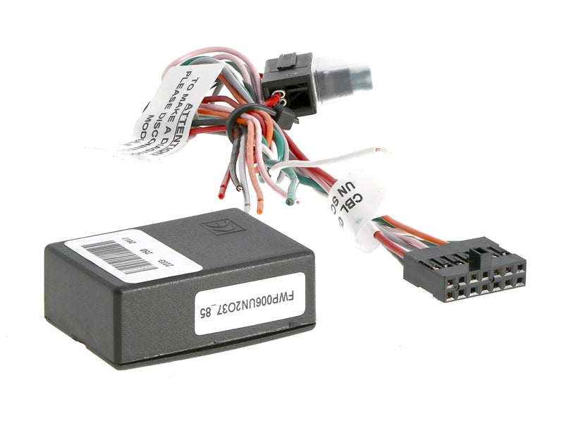 Universal GMLAN interface with 1 service output - ignition plus