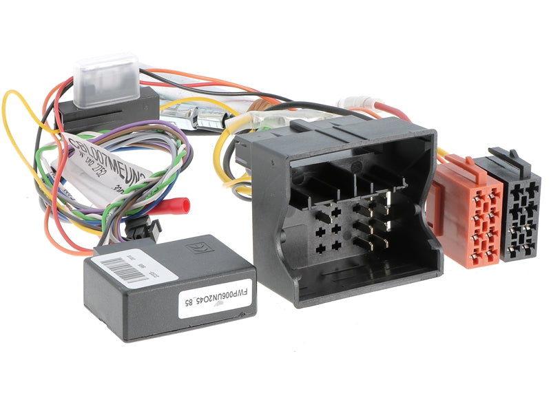 CAN BUS interface MERCEDES E (W211), SLK (R171,172) - with 1 ignition plus output