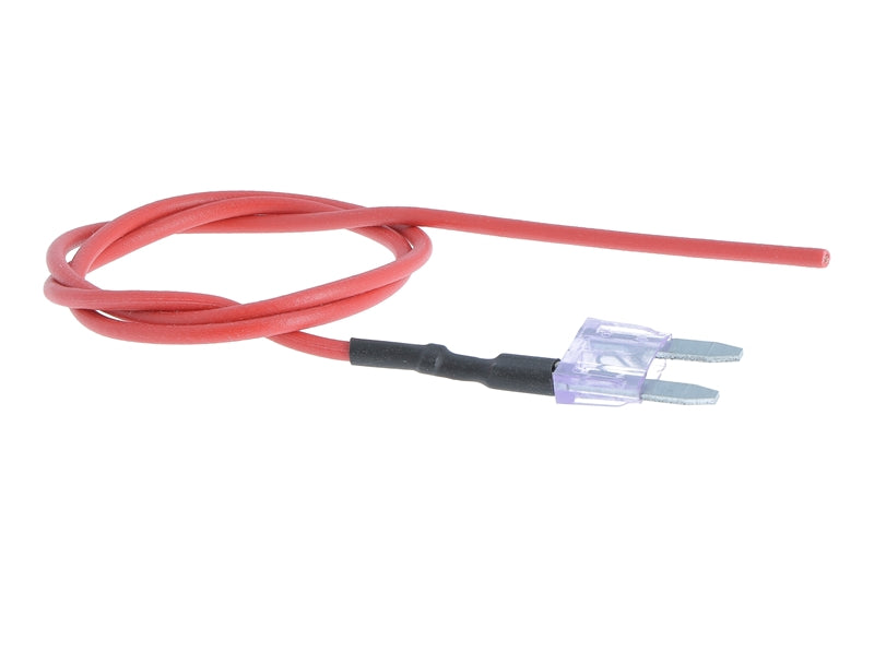 MINI plug-in fuse with 3 A cable