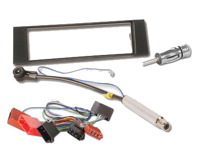 Radio bezel AUDI A3 active system adapter antenna adapter
