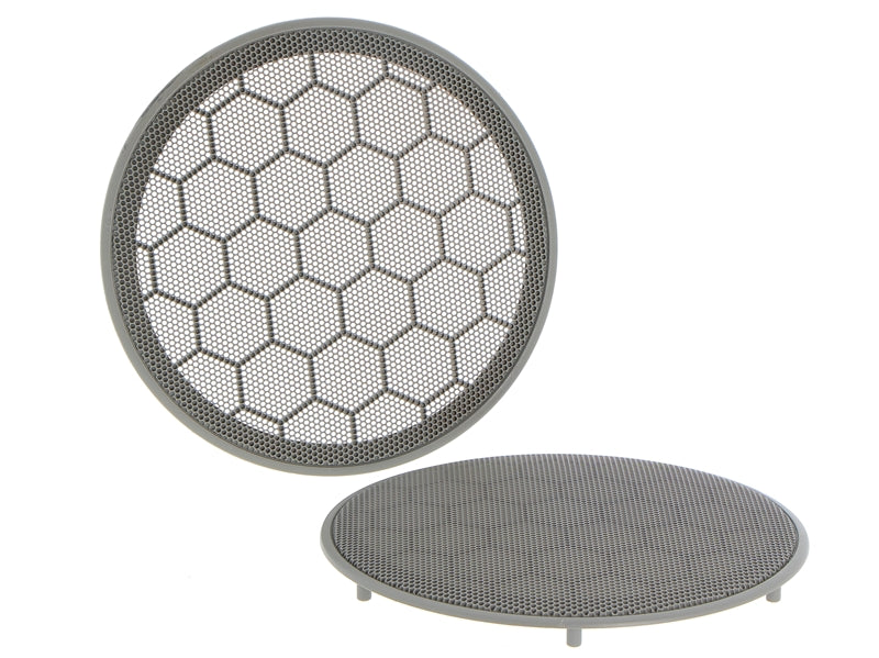 Loudspeaker covers SEAT, VW gray