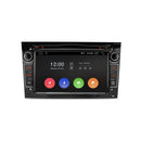 Navigation for Opel Black 7"