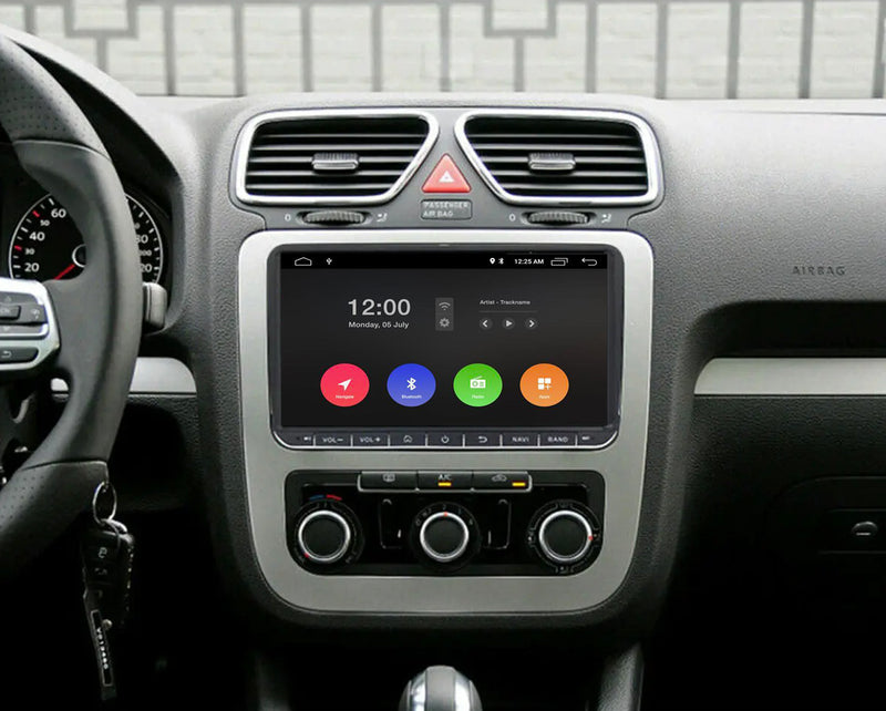 Navigation for VW Seat & Skoda 9"