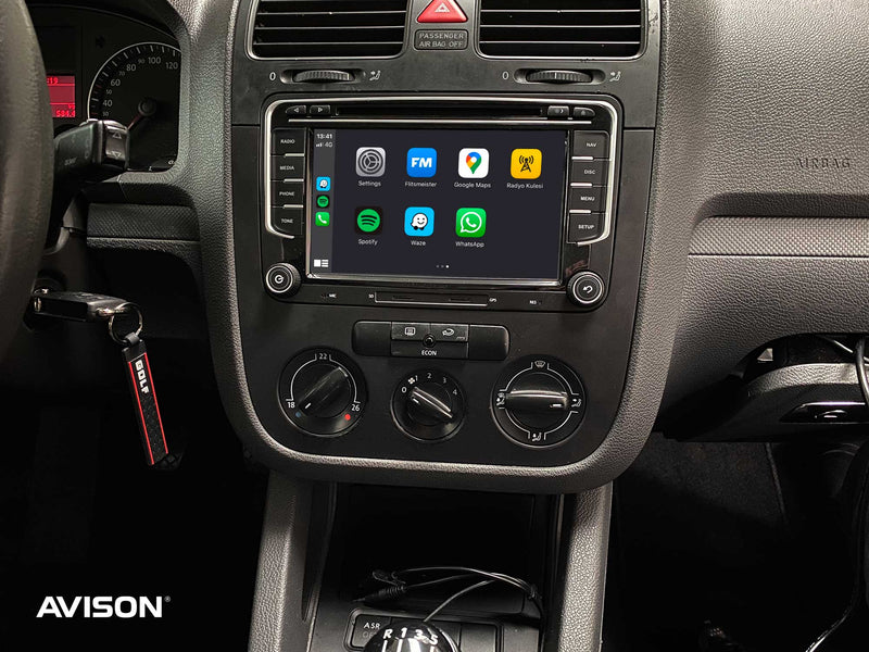 Navigation for VW Seat & Skoda 7"