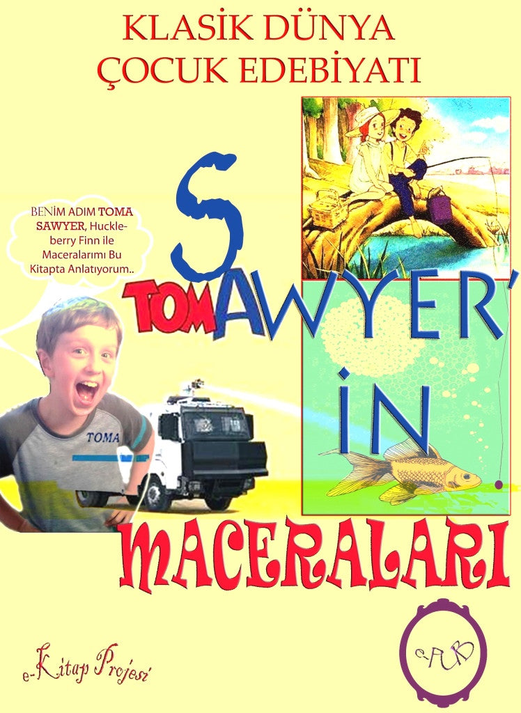 Toma Sawyer'in Maceraları