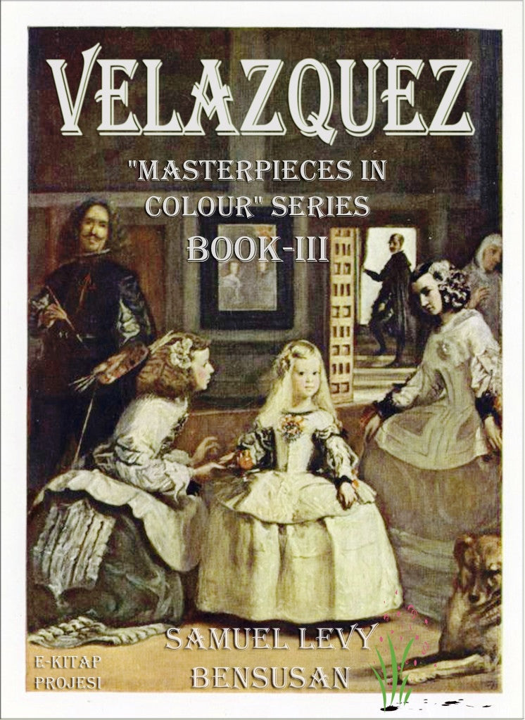 "Velazquez: ""Masterpieces In Colour"" Series Book III"