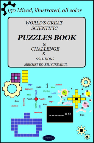 World's Great Scientific Puzzles Book to Challenge & Solutions