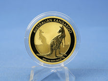 Laden Sie das Bild in den Galerie-Viewer, Australien 100 Dollar 2016 , Kangaroo ,  1 Oz 999 Gold