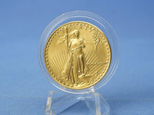 Laden Sie das Bild in den Galerie-Viewer, USA 50 $ , American Eagle  ,  1 Oz  Gold / Fein