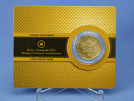 Kanada 200 $ Maple Leaf Goldmünze 2009 , 1 oz 9999 Gold in Blisterkarte