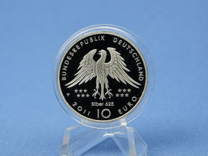 10 Euro BRD 2011 A , Archaeopteryx , 625 Silber *PP/Proof