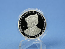 Laden Sie das Bild in den Galerie-Viewer, 10 Euro BRD 2013 D , Richard Wagner , 625 Silber *PP/Proof