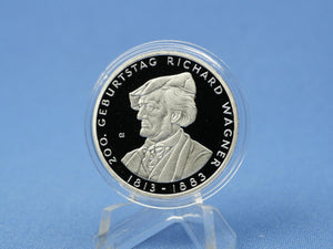 10 Euro BRD 2013 D , Richard Wagner , 625 Silber *PP/Proof
