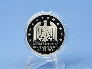 10 Euro BRD 2014 A , Gottfried Schadow , 625 Silber *PP/Proof