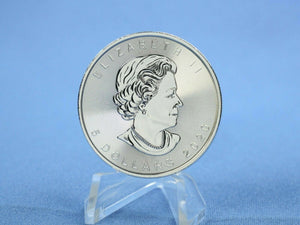 Kanada 5 Dollars 2020 Maple Leaf 1 oz 999 Silber / AG