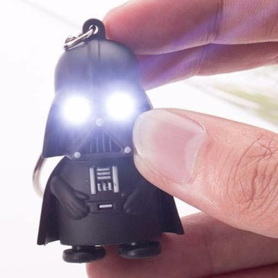 porte cle star wars lumineux