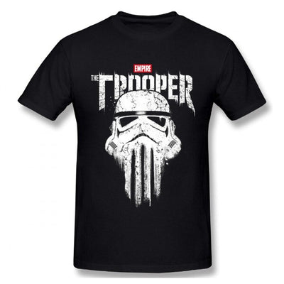 T-SHIRT STAR WARS<BR> STORMTROOPER  FUN (PUNISHER)