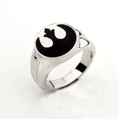 BAGUE STAR WARS<br> REBELLE