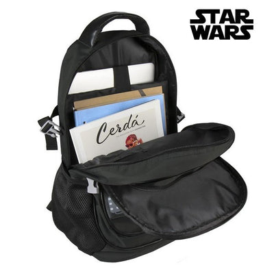 SAC À DOS STAR WARS<br> NOIR
