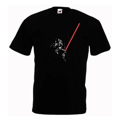 t shirt dark vador cigarette