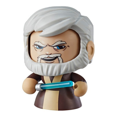 FIGURINE STAR WARS<BR> MIGHTY MUGGS OBI WAN KENOBI