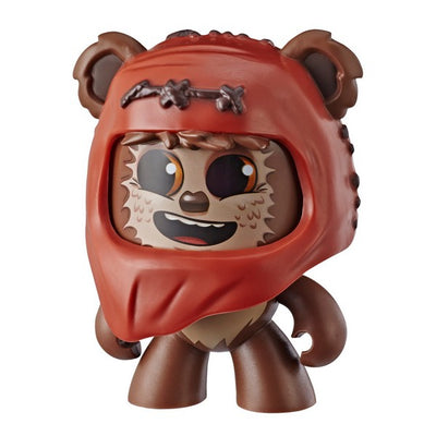 FIGURINE STAR WARS<BR> MIGHTY MUGGS WICKET