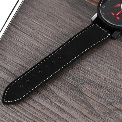 MONTRE STAR WARS <BR> KYLO REN BLACK