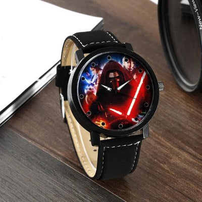 montre kylo ren star wars 8