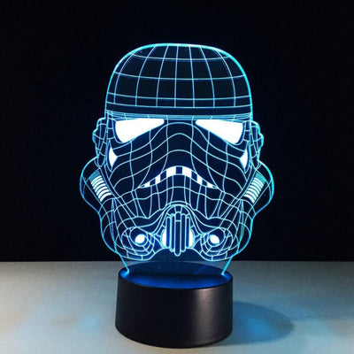Lampe Led Stormtrooper