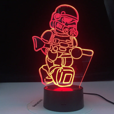lampe star wars stormtrooper