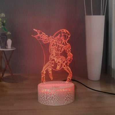 lampe nomade star wars