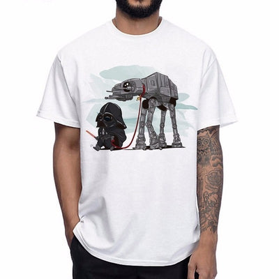 t shirt star wars homme humour