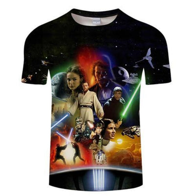 t shirt star wars levis
