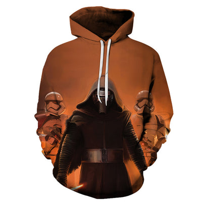 SWEAT STAR WARS<BR>KYLO REN FURIEUX