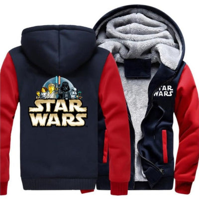 veste columbia star wars