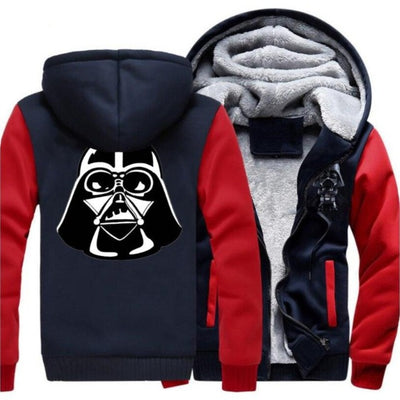 VESTE STAR WARS<BR> CASQUE DARK VADOR