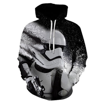 SWEAT STAR WARS<BR>STORMTROOPER