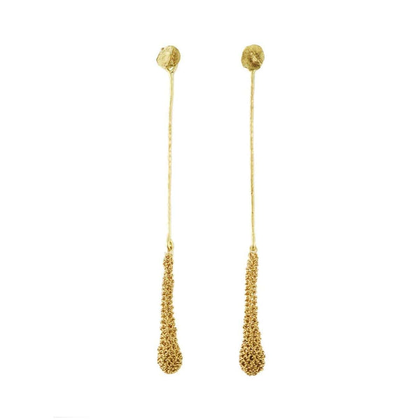 VIRVA long drop earrings