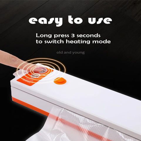 HEAVY DUTY VACUUM SEALER