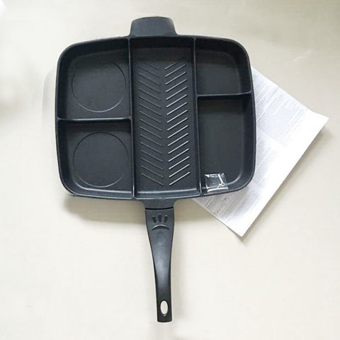 5 in 1 non stick grill pan 7